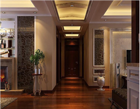 新古典厚重家居色调 带给家一种质感奢华体验