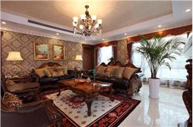 400㎡精致美式别墅装修,让你的生活多一份贵气,再多一份大气。