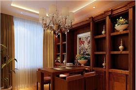 一个沉稳大气、舒舒服服的装修 让我们感受家的温暖