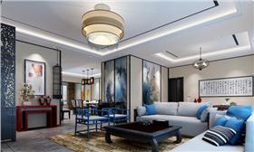 【鸿基大厦】打造全新138m2三室两厅两卫  时尚风古典风生活愈加温馨
