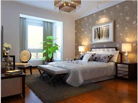 婆娑的水晶燈&柔軟的絨布沙發,小夫妻4.2W裝新家,簡約搭配撇去沉重
