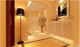 【北方電力小區】打造精致典雅三居室現代簡約風格家裝