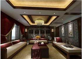 傳統元素提煉并加以豐富,給傳統家居文化注入了新的氣息。
