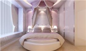 小戶型空間魔術設計,現代粉色風格臥室,超強空間收納~軟包裝出華麗無限