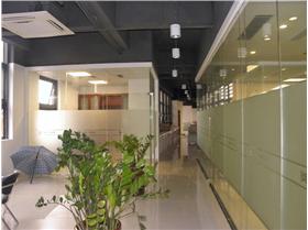 鼎科現代風格辦公室裝修案例