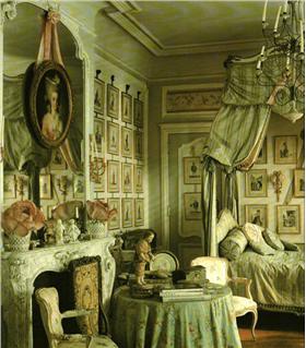 法兰西帝国极度奢华又充满文艺的贵族生活,绝对值得你的每一张毛爷爷