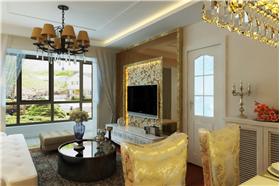 色彩明亮,饰物简单,充满活力,打造一个大不同的家。