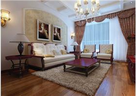 """輕裝修、重裝飾""""的完美打造78㎡二居室"""