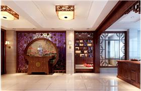 【半月湾 一号公馆】新中式将現代和古典元素融合,散发非一般的魅力