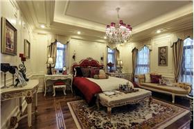 600㎡豪華別墅——給你一個精致、不同風格的生活空間。