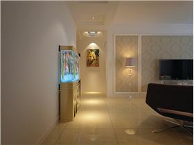 120㎡简约时尚二居室,你的第一选择,你的完美家居。