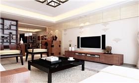 儒雅书香气 中式三居室浓厚的文化价值和生活品味