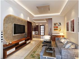 就这样简简单单的90平米二居室,一家三口或两口的避风港湾