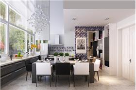 舊貌換新顏,讓陽光照進屋子來,打造一個超舒適的現代簡約三居!