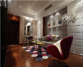 【白樺林間】88㎡時尚現代風,打造溫馨家裝新視覺
