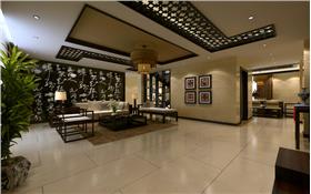 大氣新中式豪宅——高大上的體現