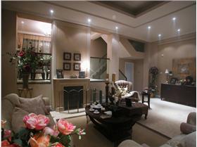 290平米復式樓溫馨舒適 以人為本美感源于生活