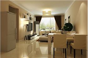典雅温馨的居住空间,给你一个不同的私人空间