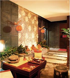 富有浓浓人情味的中式风情 中式風格装修图片赏析