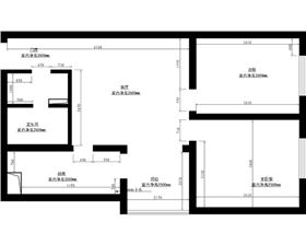 三口之家|整体设计功能合理、舒适大方 实用且温馨