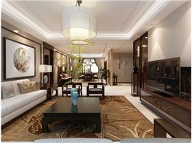舜興東方220平四居室靜謐與活躍、樸素與奢華、當代與傳統