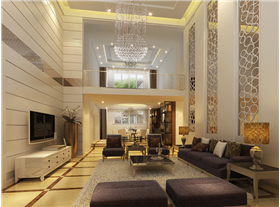 【九臺山莊】350平米現代別墅——給你不一樣的現代空間