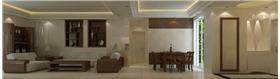 实木质家居环境 打造一个简洁又富有文化涵养的新中式家居