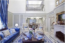 法蘭西奢華主義藝術—— 800㎡法式別墅伯爵公館