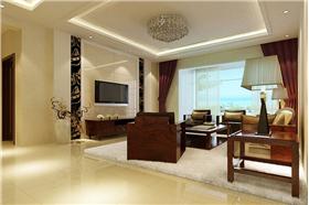 新中式实木之家增添一份独有魅力,明亮有特色