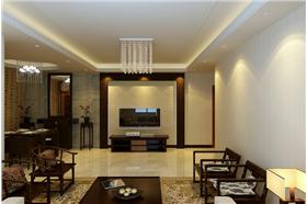 中式風格三居装修设计  喜欢格调优雅的你还在等什么