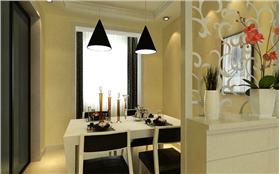 黑白灰搭配經典百搭色,適度的裝飾是家具不缺乏時代氣息。
