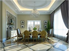 豪華與浪漫兼備,懂得享受生活的人都愛這個!享受不一樣的新古典風格別墅!