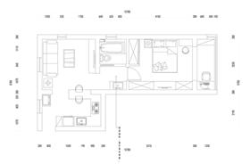 田園小屋,小空間的緊致生活】★47平2室0廳畢業照奉獻★10W打造~~~