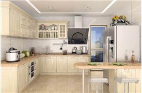 各種風格的廚房裝修效果圖,總有一款是你的菜!
