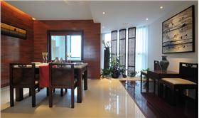 实木家具打造优雅端庄中式风 中式風格三居室装修实景图赏析