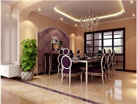 【神华城】简约欧式奢华本色,给你一个典雅紫的简约欧式时尚