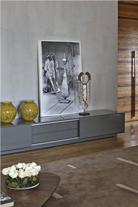 十步一景,絕對的自然素雅與文藝氣質,別墅客廳欣賞