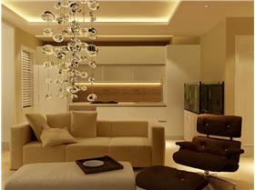绿城百合花园|100平米复式楼 打造一个个性时尚のloft小公寓