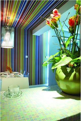 美樂樂創意家居&時尚與顏色搭配的完美締造