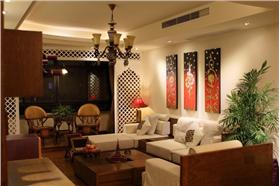 东南亚异国风情 在家体验异国风光 让小居室展现大眼界~