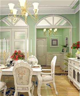 春天氣息,自然之美80平躍層設計,6.2W構建屬于自己的完美之家