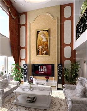 219平歐式田園別墅設計,5室3廳的別樣風情,盡享生活品質