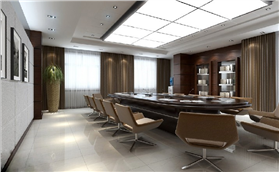 會議室裝修效果圖