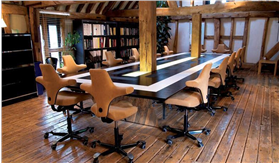 創意會議室裝修效果圖片