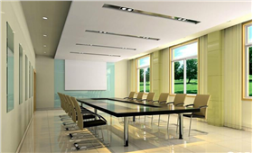 大會議室裝修設計效果圖