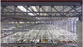 大型工業廠房裝修效果圖