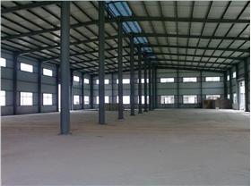 鋼結構廠房室內裝修效果圖