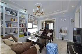 簡潔自然的客廳設計