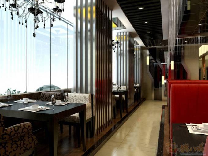 现代风格火锅店装修图片-现代风格餐桌餐椅图片