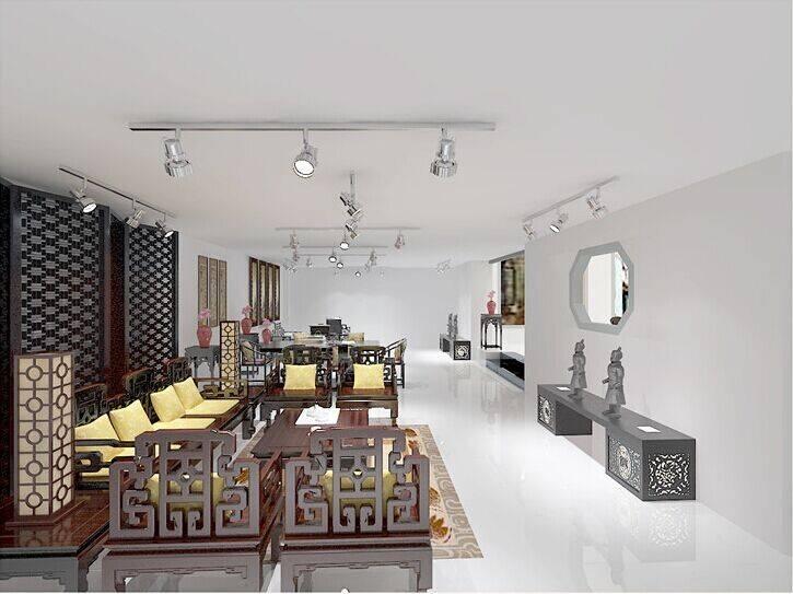 欧式风格酒店壁画装修图片_合抱木工装效果图